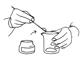 HOW TO MAKE STYLING WAX 1