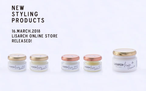 NEW STYLING PRODUCTS